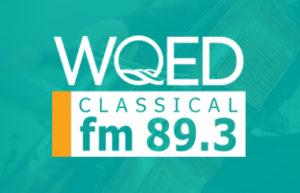 WQED-FM Listen Live logo